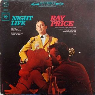 Ray Price – Night Life