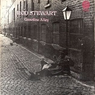 Rod Stewart – Gasoline Alley