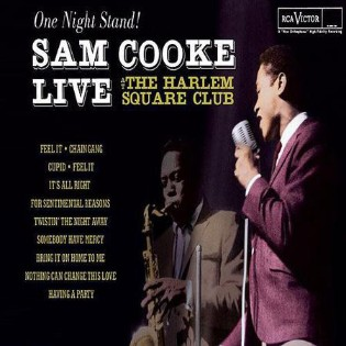 Sam Cooke – Live At The Harlem Square Club