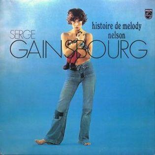 Serge Gainsbourg – Histoire De Melody Nelson