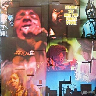 Sly and The Family Stone – Stand!