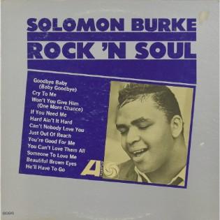 Solomon Burke – Rock N Soul