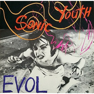 Sonic Youth – EVOL