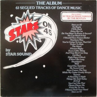 Stars On 45 - The Album