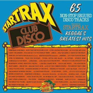 Startrax Club Disco Reggae Hits