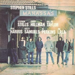 Stephen Stills Manassas – Manassas