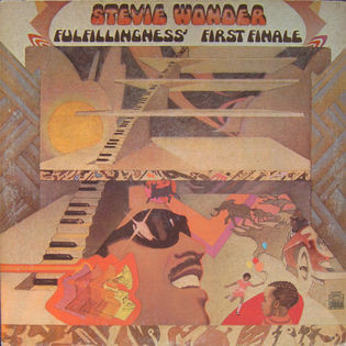 Stevie Wonder – Fulfillingness' First Finale