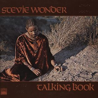 Stevie Wonder – Talking Book