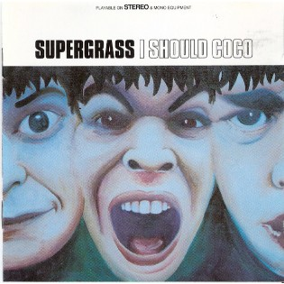 Supergrass – I Should Coco