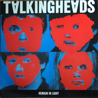 Talking Heads – Remain In Light
