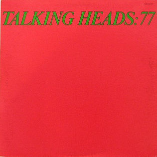 Talking Heads – Talking Headsː 77