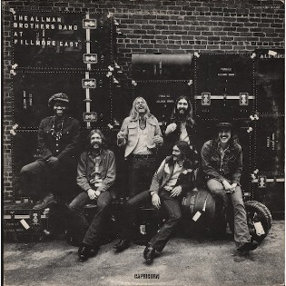 The Allman Brothers Band – At Fillmore East