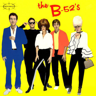 The B-52s – The B-52's