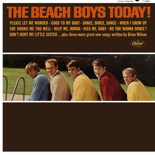 The Beach Boys – The Beach Boys Today!