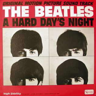 A Hard Day's Night: Original Motion Picture Sound Track