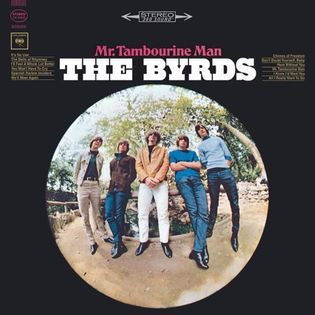 The Byrds – Mr. Tambourine Man
