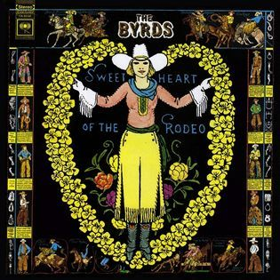 The Byrds – Sweetheart Of The Rodeo