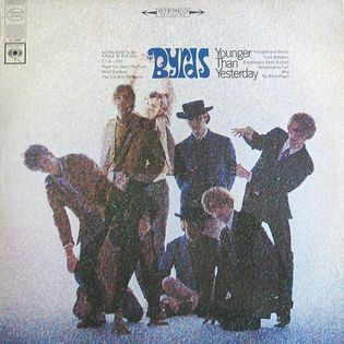 The Byrds – Younger Than Yesterday