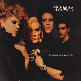 The Cramps – Songs The Lord Taught Us