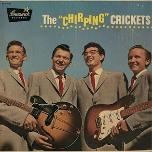 "The Crickets – The ""Chirping"" Crickets"