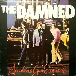 The Damned – Machine Gun Etiquette