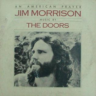 An American Prayerː Jim Morrison