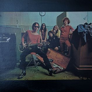 The Flamin' Groovies – Teenage Head