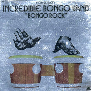 The Incredible Bongo Band – Bongo Rock