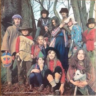 The Incredible String Band – The Hangman's Beautiful Daughter