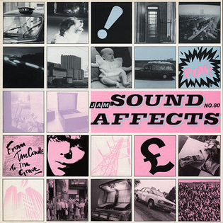The Jam – Sound Affects