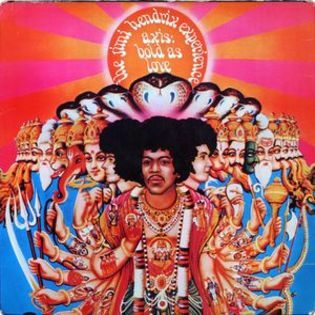 The Jimi Hendrix Experience – Axisː Bold As Love