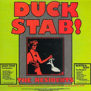 The Residents – Duck Stab / Buster & Glen