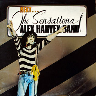 The Sensational Alex Harvey Band – Next