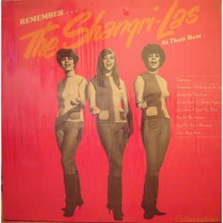 Remember... The Shangri-Las At Their Best