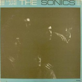 The Sonics – Here Are The Sonics