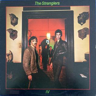 The Stranglers – Stranglers IV (Rattus Norvegicus)