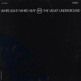 The Velvet Underground – White Light / White Heat