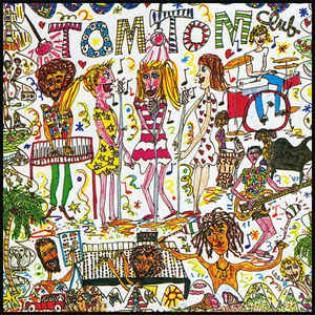 Tom Tom Club – Tom Tom Club