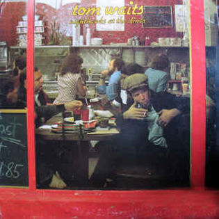Tom Waits – Nighthawks At The Diner