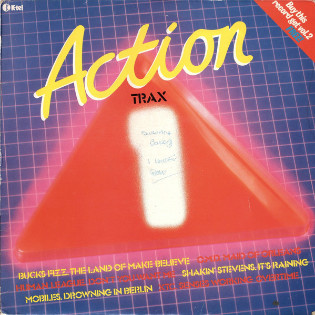 Action Trax Volume 1