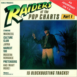 Raiders Of The Pop Charts Part 1