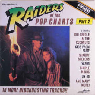 Raiders Of The Pop Charts Part 2