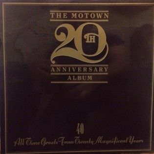 The Motown 20th Anniversary Album