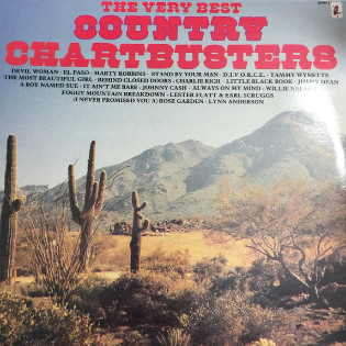 The Very Best Country Chartbusters