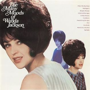 The Many Moods Of Wanda Jackson