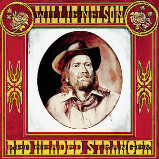 Willie Nelson – Red Headed Stranger