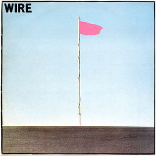 Wire – Pink Flag