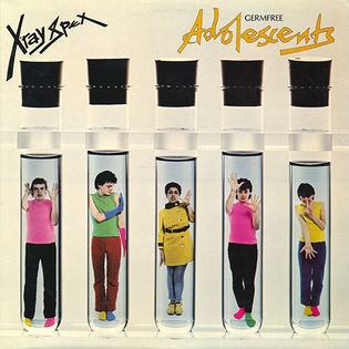 X-Ray Spex – Germ Free Adolescents